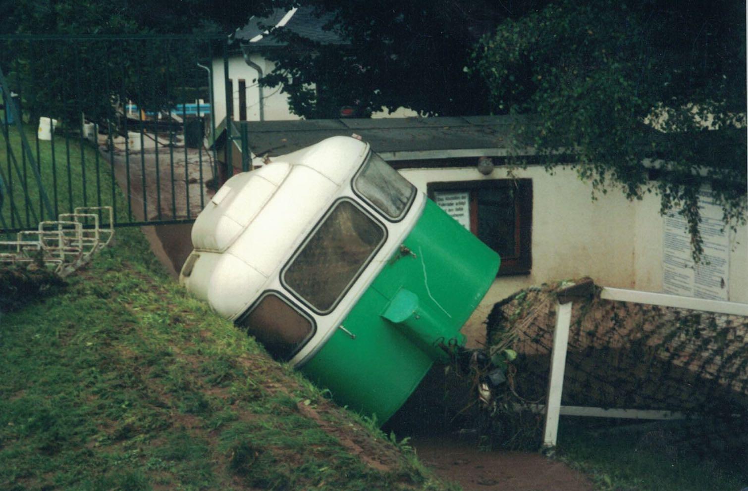 Hochwasser 2002:11 Anhänger:1